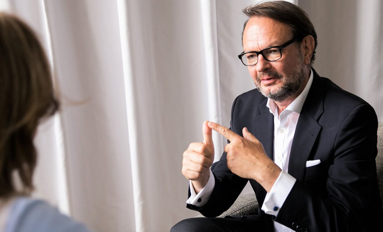 Rolf Kassel - Daten Strategie