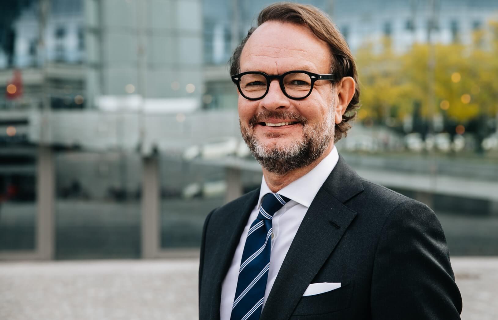 Rolf Kassel - Der Beirat fürs Family Office